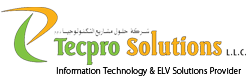 Tecpro Solutions Logo